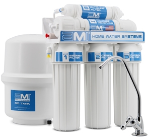 Home RO Drinking Water Filter Systems | Under-Sink Point-of-Use | AMI WaterAnywhere