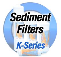 Sediment Filters - Series K