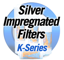 Silver Impregnated - Series K
