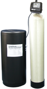 Time-Based Single Water Softeners