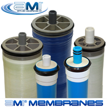 Reverse Osmosis Membranes for Tap & Brackish Water