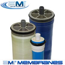 Polyacrylonitrile Ultrafiltration Membrane Elements