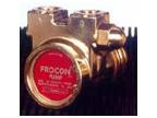 Brass Clamp-On Procon Pumps (Series 2 & 4)