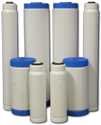 Calcite Filter Cartridges for Neutralizing Low pH Water