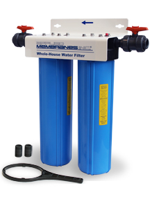Customizable Whole-House Water Filter System Assemblies