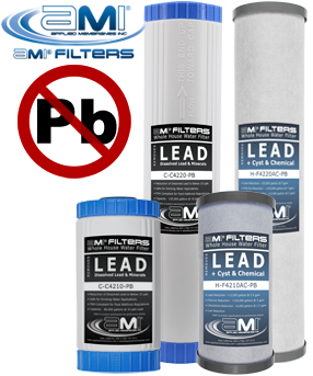 Lead Reducing Filter Cartridges