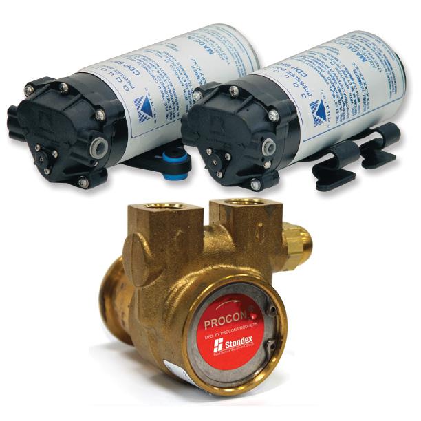 Pumps & Pressure