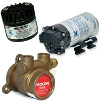 Pumps for Water Treatment Systems