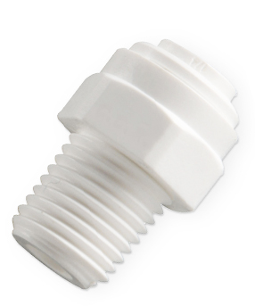 Male Straight Connectors
