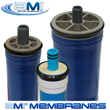 Commercial Low Energy RO Membranes