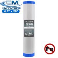 Iron & Manganese Reduction Filter Cartridge   4.5