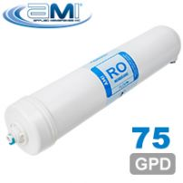 75 GPD Encapsulated Home RO Membrane | Replacement for AMI Ultra, AMI Pure Plus, AMI Deluxe
