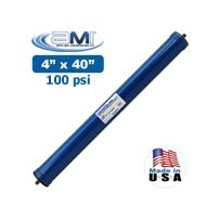 M-T4040AXLE Extra-Low Energy 4x40 Reverse Osmosis Membrane Element | XLE RO Membrane 100psi | Applied Membranes