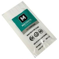 Molykote 111 (DOW Corning 111) High Grade Silicon Lubricant for Water Filter Systems | 6 gram Single-Use Pillow Pack
