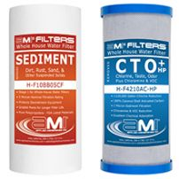Whole House Water Filter Replacements   Filter Replacement Kit for 10