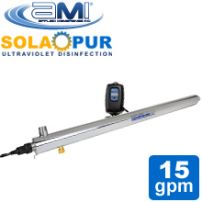 15 GPM Ultraviolet UV Water Treatment System | Solapur Helios by Applied Membranes, Inc.