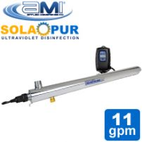 11 GPM Ultraviolet UV Water Treatment System | Solapur Helios by Applied Membranes, Inc.