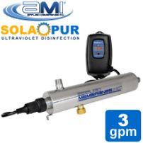 3 GPM Ultraviolet UV Water Treatment System | Solapur Helios by Applied Membranes, Inc.