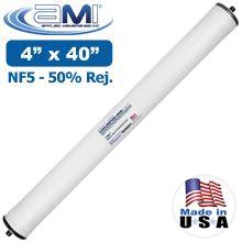 4x40 Nanofiltration Membrane | NF 50| 50% Salt Rejection | Applied Membranes M-N4040A5