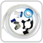 Complete Accessories Kit for Installing your Home RO