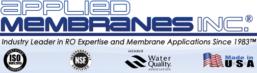 Applied Membranes Inc. Membrane Chemicals Manufacturer