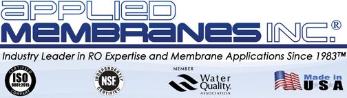 Applied Membranes Inc. Membrane Chemicals Manufacturer