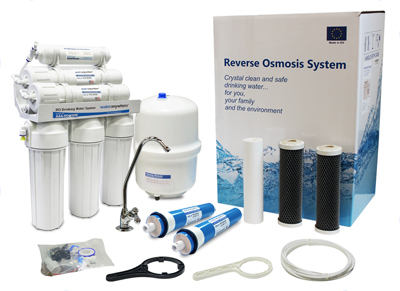 Reverse Osmosis Systems for Home Drinking Water
