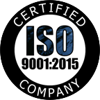 Made in an ISO Quality Certified Facility