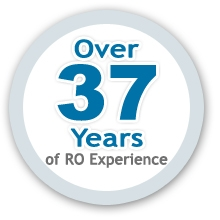 Over 37 Years of Experience in Water Treatment