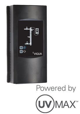 Viqua Professional Commercial UV Systems with LightWise Lamp Dimmers
