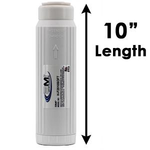 10-inch standard water softener filter cartridge
