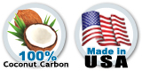 AMI Carbon Water Filters Made in USA from 100% Coconut Shell Carbon