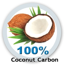100% Coconut Shell Carbon