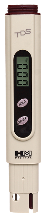 HM Digital TDS-4 TDS Meters for Total Dissolved Solids Water Quality Testing