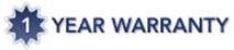 HM Digital AP-1 AquaPro TDS Meters have 1-Year Warranty