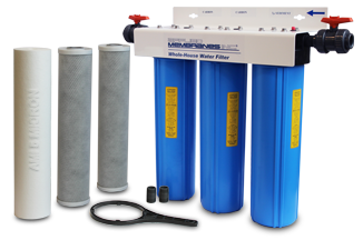 AMI® Whole-House Water Filtration Systems