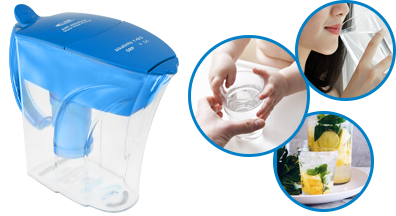 Drinking Water Filter Pitchers
